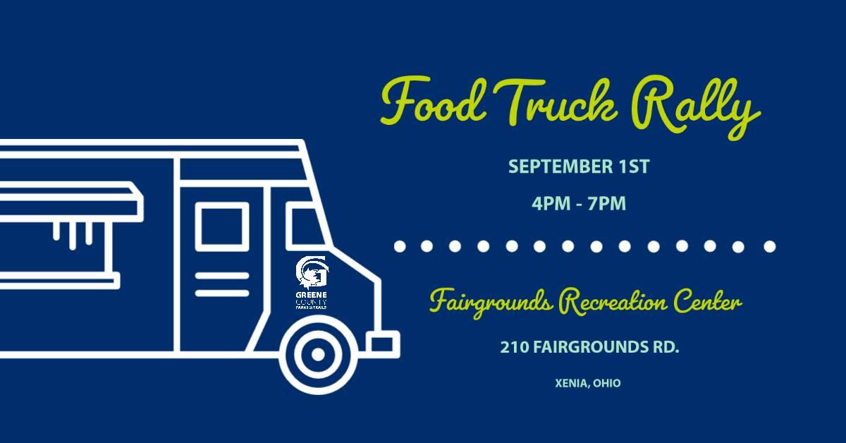GCPT food truck rally